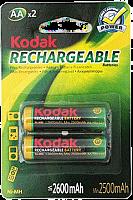 Акк.батарея  Kodak HR6-2BL 2600mAh [KAAHR-2/2600mAh]
