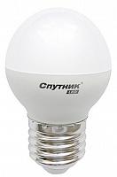 Лампа светодиодная Спутник LED G45 – 4W/3000K/E27/Filament (1/10/50)