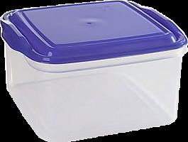 Контейнер для хранения продуктов Альт (лазурно-синий)  (1,4 л.)218-683 06039000 ИК