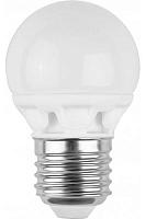 Cветодиодная лампа LED G45 5W/3000K/E27, Спутник