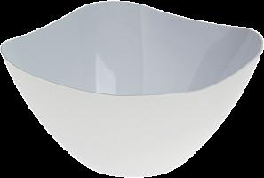 Салатник Рондо 1л. (снежно-белый) 218-221 04201000 ИК