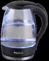 Стеклянный  электрический чайник  KL-1483 (1x6)