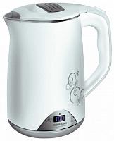Чайник REDMOND RK-M125D/белый с цветами