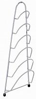 08 Подставка д/крышек белая (19,5*45см)