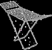 Сушилка напольная HITT VEGA    H1118-2-1 (Н)     (1) (6)     H1118-1