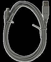 Кабель Smartbuy USB2.0 A--> mini B 5P 1,8 m  в пакете (К640)/40/