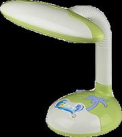 ЭРА наст.светильник NL-250-G23-9W-GR зеленый