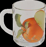 Кружка для чая Яблоко красное ДСГ 55029102 1*1*12