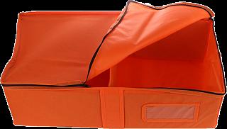Ящик раскладной для хранения вещей, на молнии, размер 60*30*20 см, П-21 (11818 из короба 1/10)