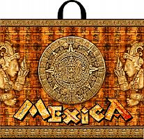 Пакеты с петлев.ручкой Люкс,Голд,Мексика 70мкм 60*50