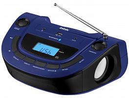Аудиомагнитолы BBK BS07BT т.синий