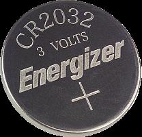 2032 Energizer Miniatures lithium CR 2032 PIP 1, 4бл. элемент питания