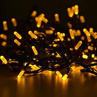 """Гирлянда светодиодная """"Лучики"""", SE-RICE-10160Y, 10M, 160 LED,"""