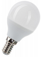 Светодиодная лампа КОСМОС BASIC GL45 10.5W 220V E14 3000K