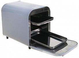 Жарочный шкаф Кедр ШЖ- 0,625/220 (серый) 2 поддона, вес 6кг