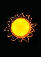 Ночник КОСМОС Lp1004 солнце