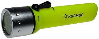 Фонарь для дайвинга КОСМОС 3 W LED CREE , влагозащ., погружение до 25м.