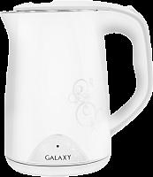 Эл. чайник Galaxy GL 0301  эл. /бел.