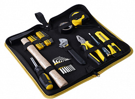 Kolner KTS 36B  Набор ручного инструмента в сумке  36пр