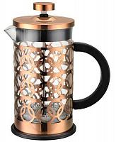 Чайник/кофейник 950154стеклянный BRONZO, тм Mallony