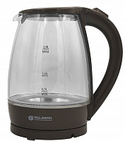 Чайник электрический Gelberk GL-470 шоколад
